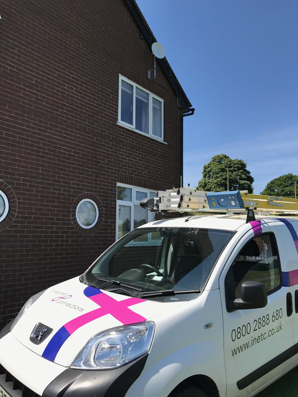 Latest developments - Superfast fibre broadband